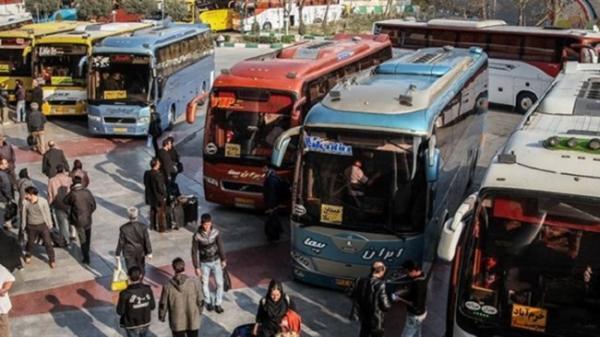سفرهای اتوبوسی به مقاصد خارجی در نوروز 1400 حذف می گردد