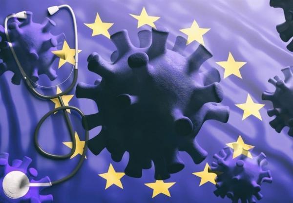 تلفات کرونا در اروپا به بیش از یک میلیون نفر رسید