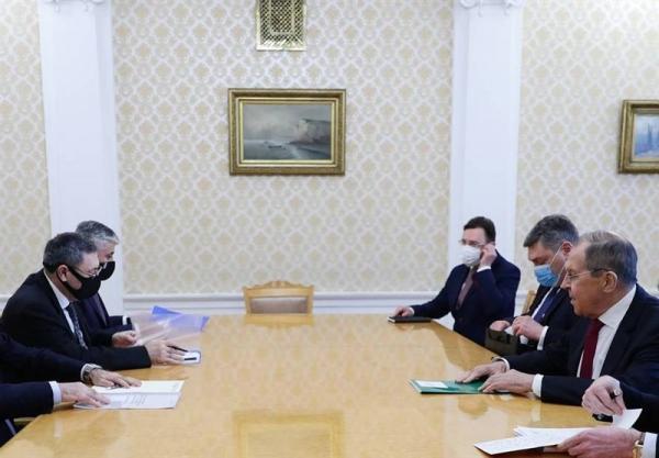 ملاقات لاوروف با مقامات آذربایجان و ارمنستان