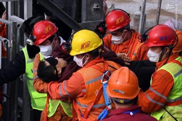 6 کشته بر اثر آتش سوزی در یک معدن طلا در چین