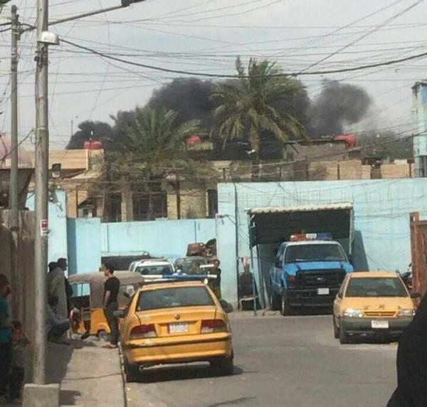 انفجار در عراق کشته و زخمی برجای گذاشت