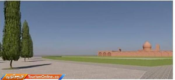 رونمایی از طرح سایت موزه باز چالدران در هفته میراث فرهنگی