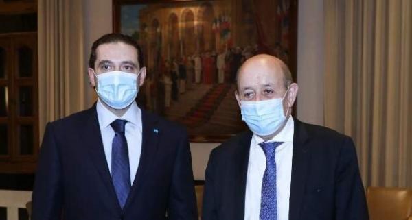 افشای فشارهای فرانسه بر سعد حریری برای تشکیل دولت