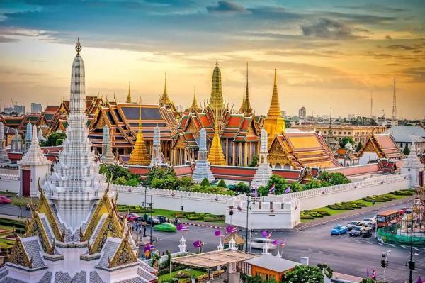 جاذبه های گردشگری بانکوک یا شهر فرشتگان، تصاویر