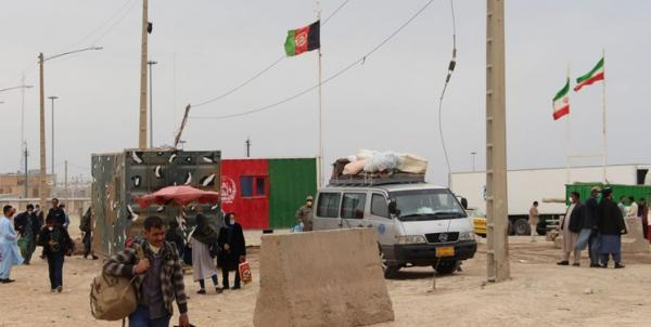 مرز زمینی ایران با افغانستان بازگشایی شد