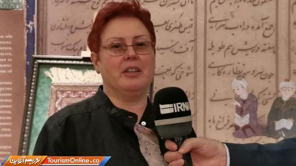 جهانگرد روس: شیفته ایران شدم
