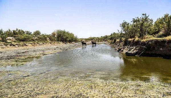 کاهش 70 درصدی حجم سد کرخه، تهدید تامین آب شرب در خوزستان