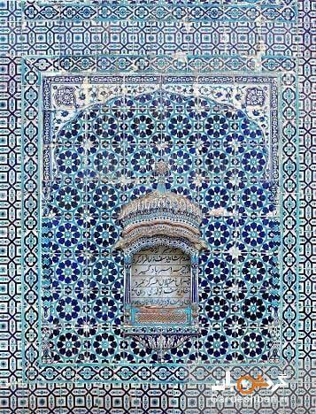 نمایشگاهی از کاشی کاری ایرانی در پاکستان