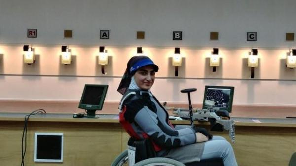 صعود بانوی پاراتیراندازی ایران به فینال تفنگ بادی پارالمپیک توکیو
